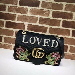 Gucci Velvet handbag